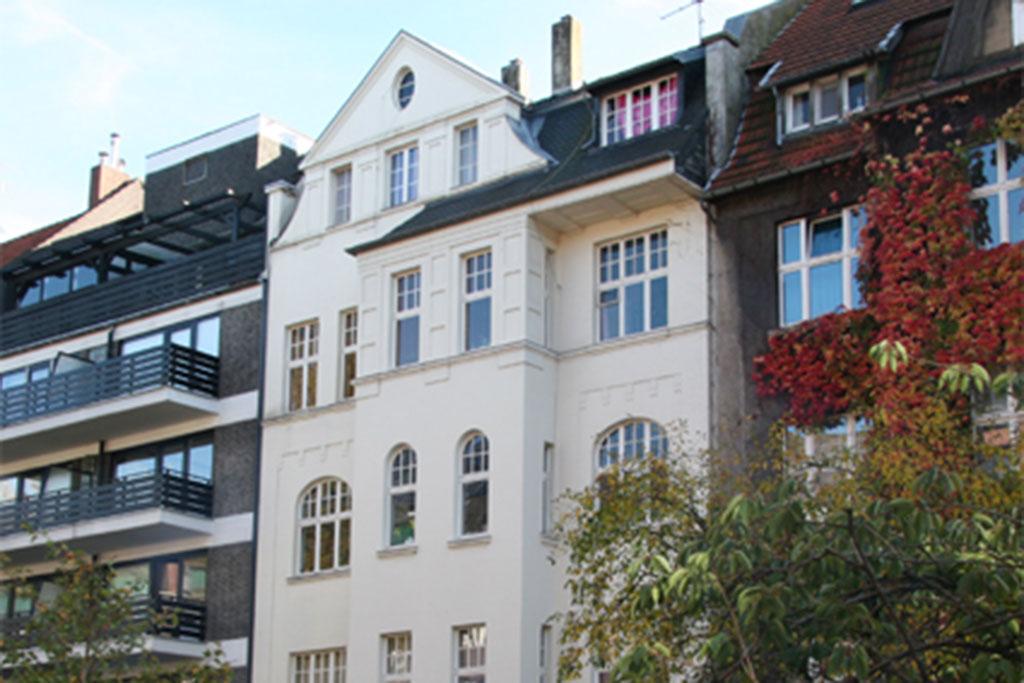 Klassisches Jugendstilhaus in Golzheim