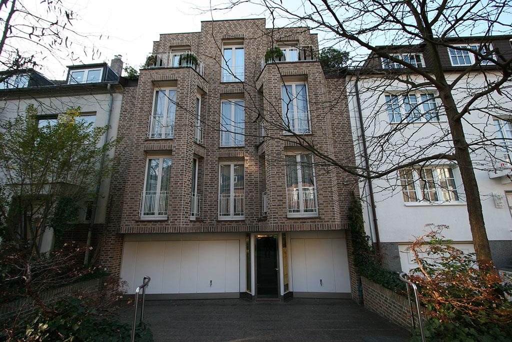 Modernes Wohnen in Oberkassel