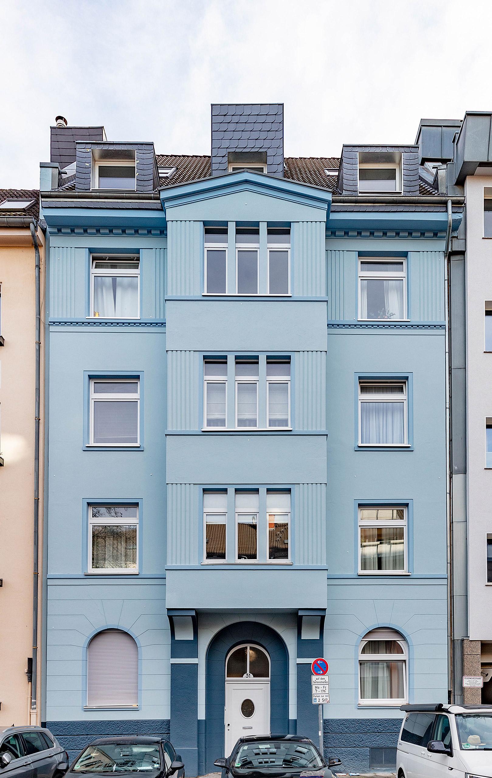 Maisonette-Wohnung in Golzheim