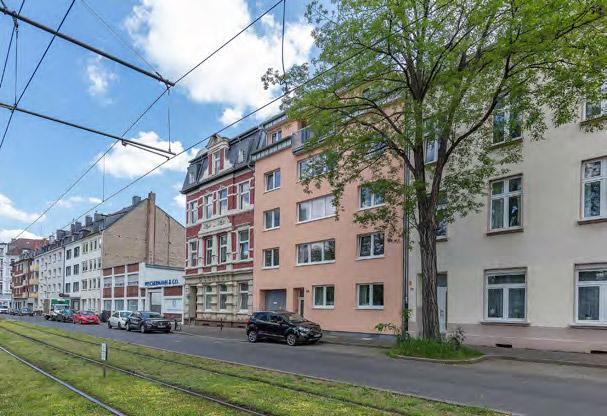 12 mal Wohnglück in Düsseldorf